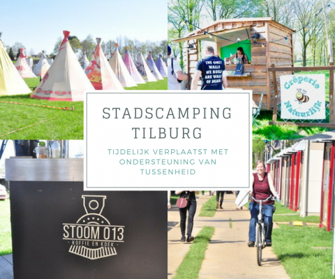Stadscamping Tilburg