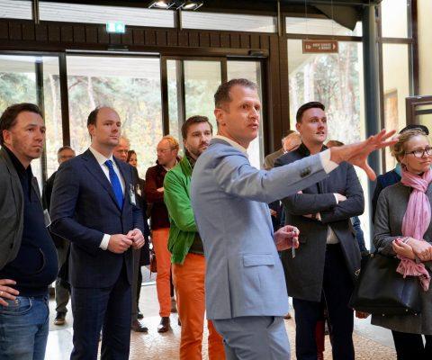 Europees bezoek voor Hilvarenbeek